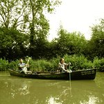 Our canoes are suitable for a family of 4