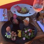 Restaurant Maora Beach Photo