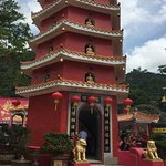 Foto de Ten Thousand Buddhas Monastery (Man Fat Sze)