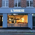 Façade du restaurant L'Annexe