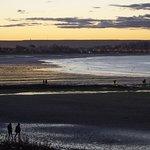 Playa de Puerto Madryn, Golfo Nuevo