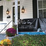 The Pat Conroy Literary Center is open from noon to 4:00 p.m. Thursdays through Sundays.
