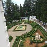 Atatürk köşk bahçesi
