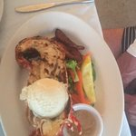 D'Coalpot BVI Restaurant Bar & Grill Foto