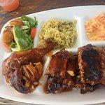 Ribs & Chicken Combo