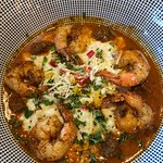 Shrimp and Grits - out of this world flavor profile