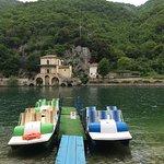 Tretbootverleih am See