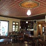 Το εστιατόριο εσωτερικά