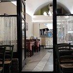 Ο χώρος του εστιατορίου