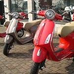 Vespa trip, daytrip or several nights with tourleader