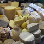 The cheese of the valley have traditional recepies