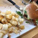 The Elevated Egg Sandwich - Yummy!