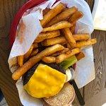 Foto van Woody's River Roo Pub & Grill