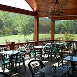 Persimmon Grille Back Deck