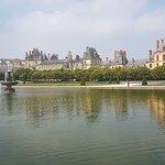 枫丹白露宫照片