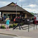 Φωτογραφία: Branson Scenic Railway (Ozark Zephyr)