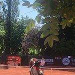 A l'open Sopra Steria de Lyon au cœur du Parc de la Tête d'Or