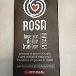 ROSA - Love for Italian Traditionの写真