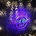 Hard Rock Cafe Paris Foto