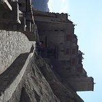 Leh palace entrance