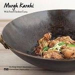 Murgh Karahi - Wok Fried Chicken Curry (Our Best Seller!)