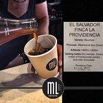 EL SALVADOR COLD COFFEE