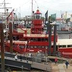 ภาพถ่ายของ Das Feuerschiff LV13