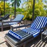 Balcony - Hotel Montana Haiti Photo