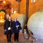 Esferas. Barriles para un vino especial