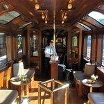 Foto de Tren de Hiram Bingham