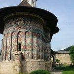 Bild från Klostret Sucevita