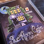 Foto de Blue Moon Cafe