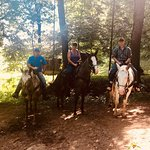 Foto van Walden Creek Horseback Riding Stables