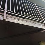 Rotting Second Floor Railings, Safety Hazard!