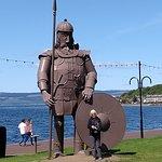 Foto de Largs Sea Front