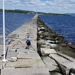 Rockland Breakwater Light resmi
