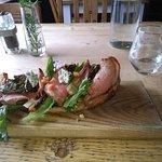 Roast Beef and Stilton