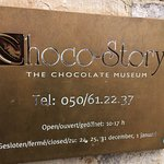 Foto van Choco-Story - The Chocolate Museum
