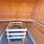Grizzly Lodge - sauna