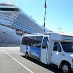 Affordable and easy way to get to and from Seattle cruise piers