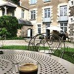 Foto de Monument Cafe Chateau d'Angers