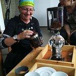 Syphon, una preparación sorprendente del café!