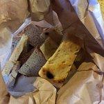 pane toscano con schiacciata