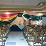 """Nuestro Salón de Eventos """"Kooguazu"""" alquila sus instalaciones para todo acontecimiento social, c"""
