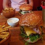 Foto de The Street Burgers and Cocktail Bar Prague 1
