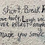 grafitti text