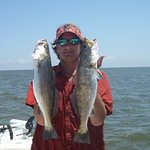Still Water Fishing Charters Capt. McHugh