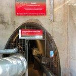 ภาพถ่ายของ World War II Oil Storage Tunnels