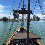 Billede af The Pirate Ship At John's Pass