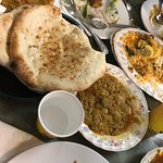 Goat biryani was so good!!